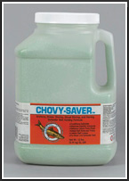 CHOVY-SAVER™ Anchovy, Shiner, Shrimp, Ghost Shrimp, Herring and Other Saltwater Bait Holding Formula