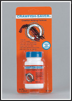 CRAWFISH-SAVER™ Crawfish Holding Formula