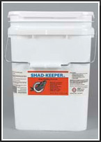 SHAD-KEEPER™ Shad & Blue Back Herring Holding Formula